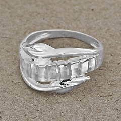 Srebrny pierscionek - 14253-14253: zdjęcie 7