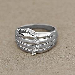 Srebrny pierscionek - 10424-10424: zdjęcie 8