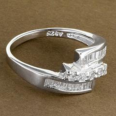 Srebrny pierscionek - 15833 15833