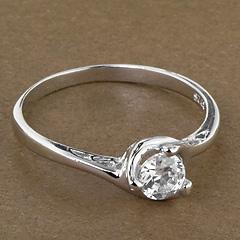 Srebrny pierscionek - 15864-15864: zdjęcie 10