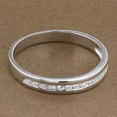 Srebrny pierscionek - 15939 15939