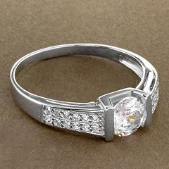 Srebrny pierscionek - 16244-16244: zdjęcie 6