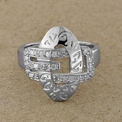 Srebrny pierscionek - 4569-4569: zdjęcie 1