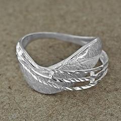 Srebrny pierscionek - 11471-11471: zdjęcie 2