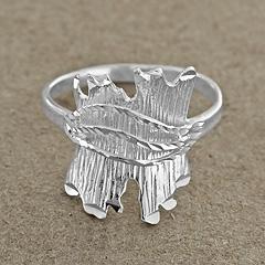 Srebrny pierscionek - 11285-11285: zdjęcie 1