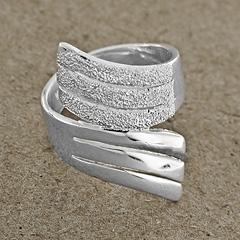 Srebrny pierscionek - 14235-14235: zdjęcie 6