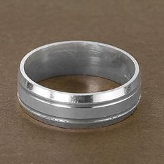 Srebrny pierscionek - 8271 8271
