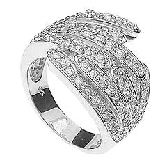 Srebrny pierscionek - 9154 9154