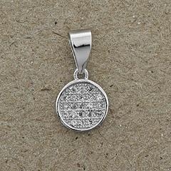 Srebrna zawieszka - 13706-13706: zdjęcie 10